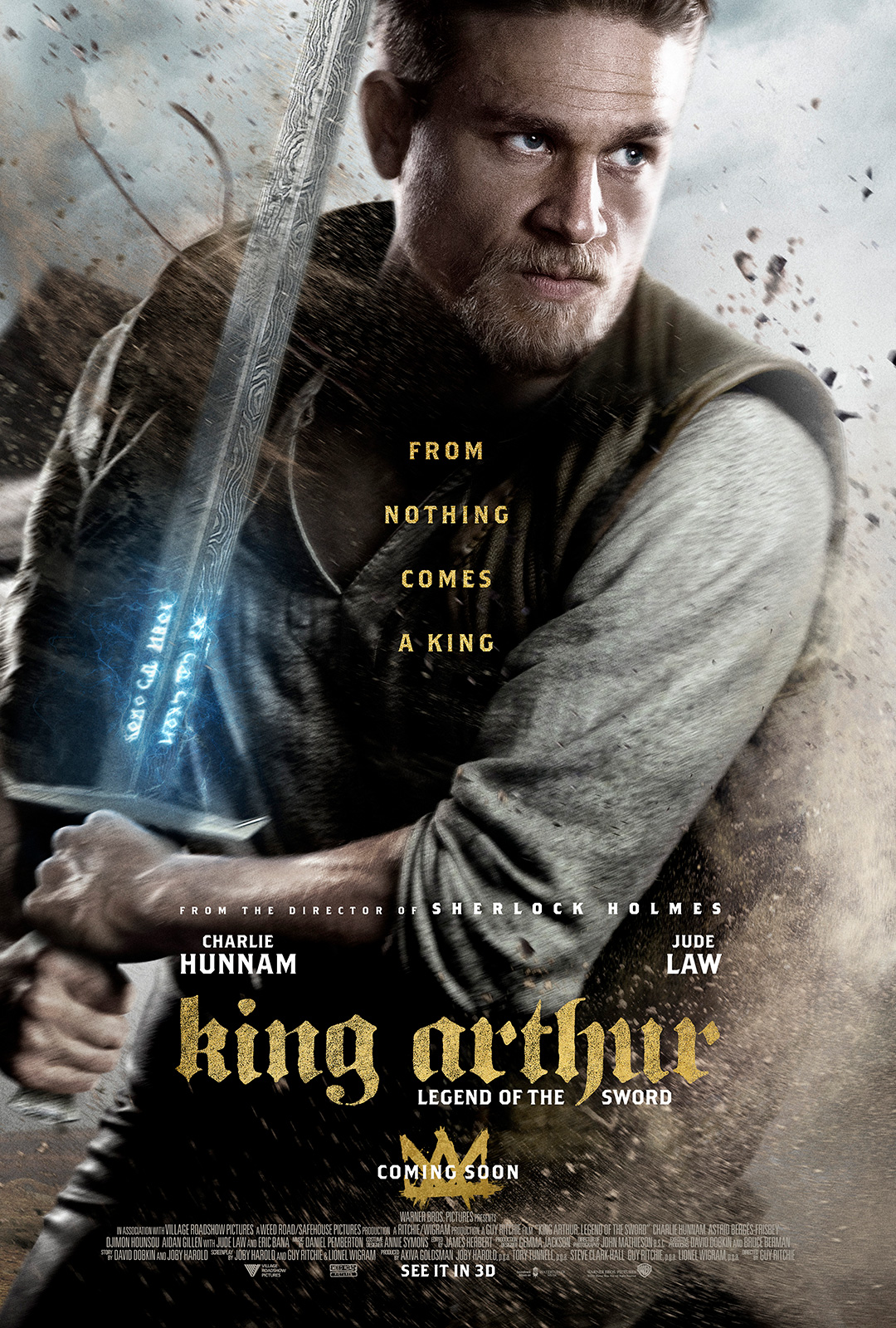 King Arthur: Legend Of The Sword (2019)
