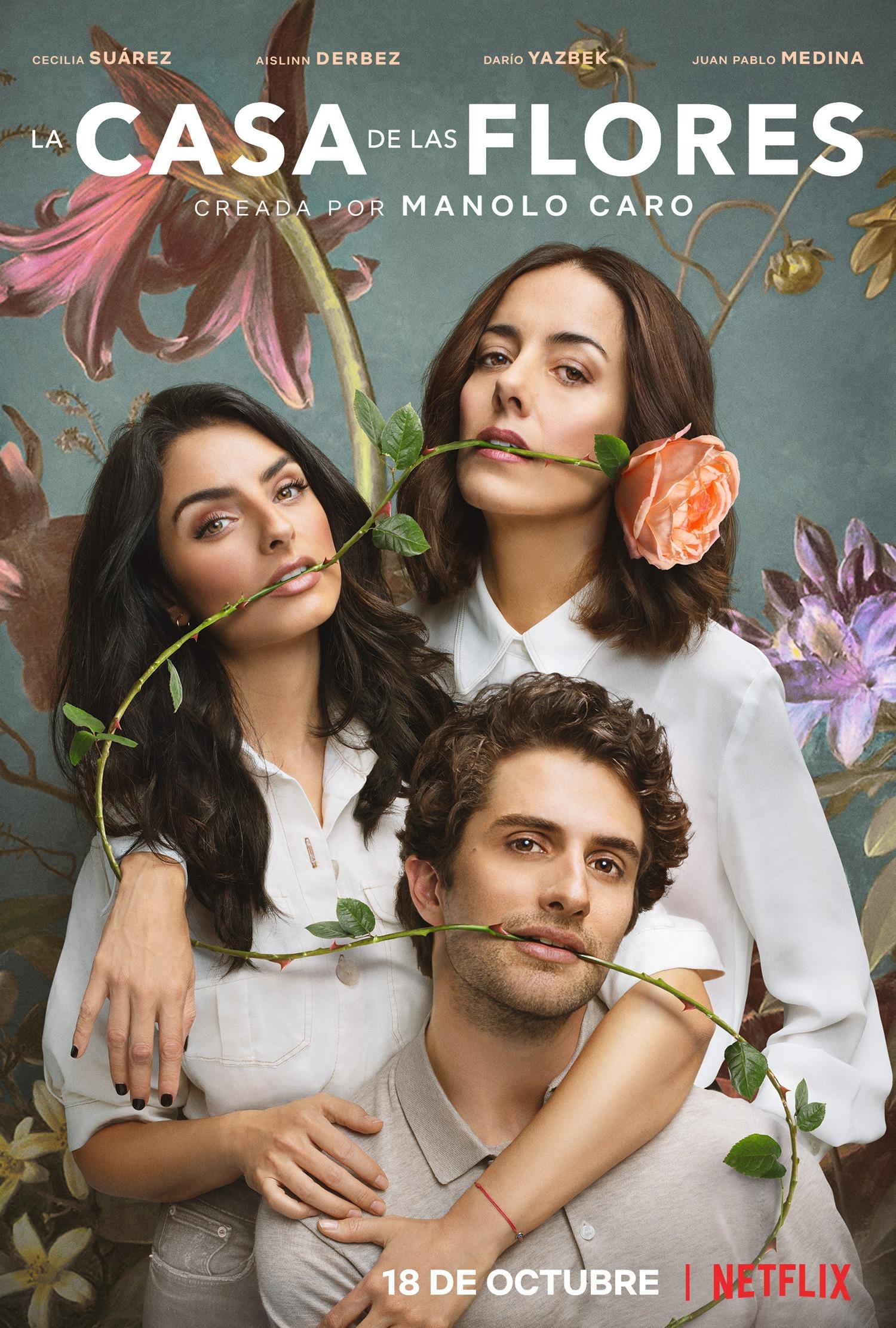 Percival & Associates | La Casa de las Flores – Season 2